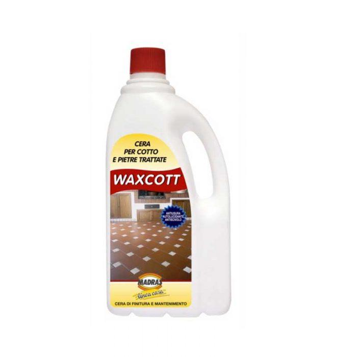 Cera Per Cotto.Cera Waxcott Metallizata Autolucidante Per Cotto 1 Lt Madras